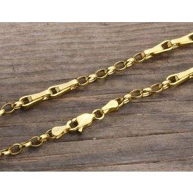 14 Ayar Altın Bileklik Zinciri ZN0036