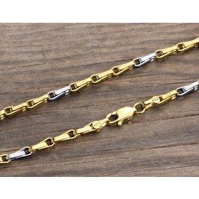 14 Ayar Altın Bileklik Zinciri ZN0038