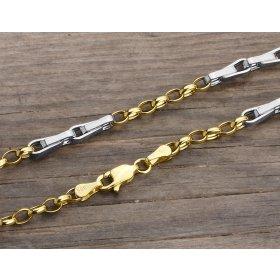 14 Ayar Altın Bileklik Zinciri ZN0040