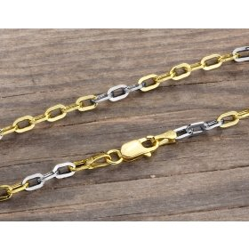 14 Ayar Altın Bileklik Zinciri ZN0043