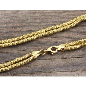 14 Ayar Altın Bileklik Zinciri ZN0046