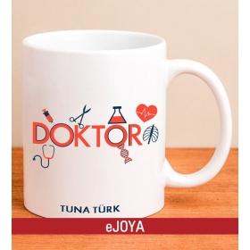 Kişiye Özel Doktor Kupa Bardak 79946