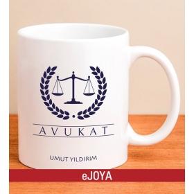 Kişiye Özel Avukat Kupa 79947