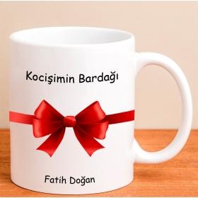 Kişiye Özel Kocişimin Bardağı Kupa Bardak hf9902 80160