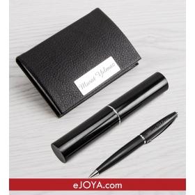 İsme Özel Kalem ve Kartvizitlik Set hf1250 80383