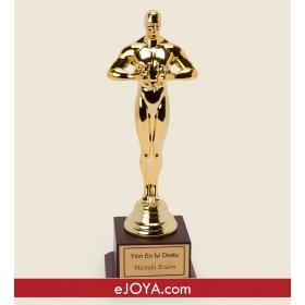 eJOYA Kişiye Özel Oscar Ödülü Heykeli hf285 - 80512