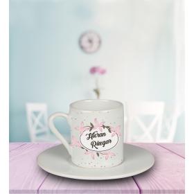 eJOYA Kişiye Özel Türk Kahvesi Fincanı 80919