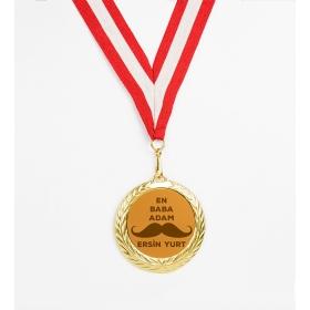 eJOYA Kişiye Özel En Baba Adam Altın Madalyon hf10728  80948