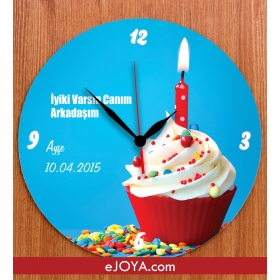 eJOYA Kişiye Özel Doğum Günü Saati hf4932 80961