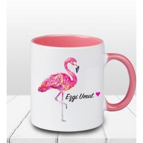 eJOYA Kişiye Özel Flamingo Kupa 82392