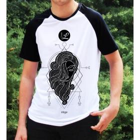 eJOYA Kişiye Özel Başak Burcu Erkek Tshirt 82519