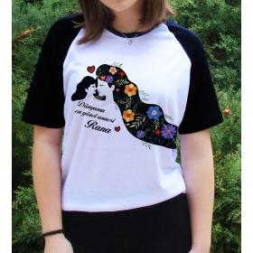 eJOYA Kişiye Özel Anneler Günü Bayan Tshirt 82526