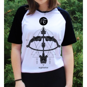 eJOYA Kişiye Özel Yay Burcu Bayan Tshirt 82562