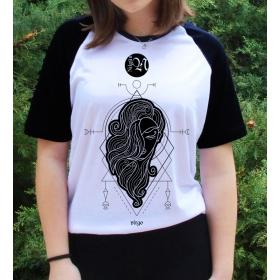 eJOYA Kişiye Özel Başak Burcu Bayan Tshirt 82563