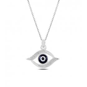 eJOYA Nazarlı Göz Gümüş Kolye 82739