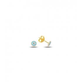 eJOYA Çocuk Nazar Altın Küpe 83384