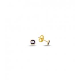 eJOYA Çocuk Nazar Altın Küpe 83399