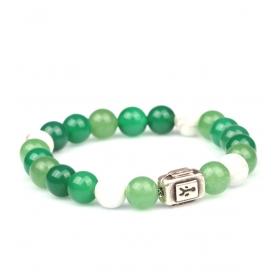 eJOYA Doğal Jade Taşlı Bayan Bileklik 83901