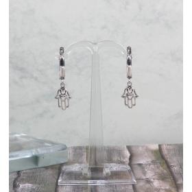 eJOYA Gümüş Otantik küpe 83987