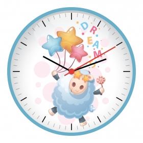 Ejoya Çocuklara Özel Duvar Saati 85099