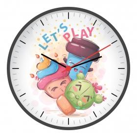 Ejoya Çocuklara Özel Duvar Saati 85112