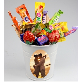 eJOYA Kişiye Özel Nostaljik Şeker Aranjmanı 85150