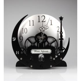 Kişiye Özel Üç Boyutlu Masa Saati 85182