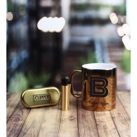 eJOYA Kişiye Özel Gold Kahve Keyfi Hediye Seti 85196