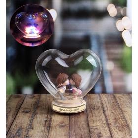 eJOYA Kişiye Özel Mesajlı Kalp Lamba 85247