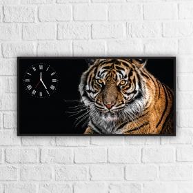 Ejoya Dekoratif Tablo Duvar Saati 85566