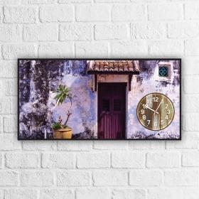 Ejoya Dekoratif Tablo Duvar Saati 85585