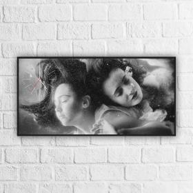 Ejoya Dekoratif Tablo Duvar Saati 85641