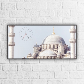 Ejoya Dekoratif Tablo Duvar Saati 85656