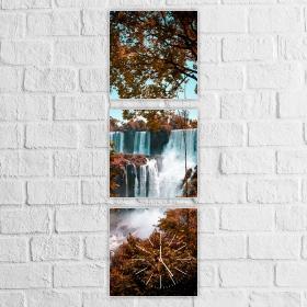 Ejoya Dekoratif Tablo Duvar Saati 86125