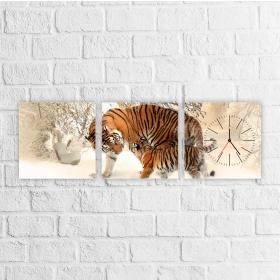 Ejoya Dekoratif Tablo Duvar Saati 86223
