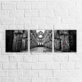 Ejoya Dekoratif Tablo Duvar Saati 86294
