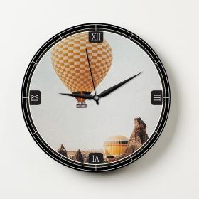 Ejoya Manzaralı Dekoratif Duvar Saati 86533