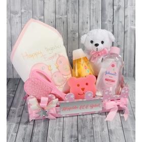 eJOYA Kişiye Özel Hoşgeldin Bebek Banyo Seti 86787