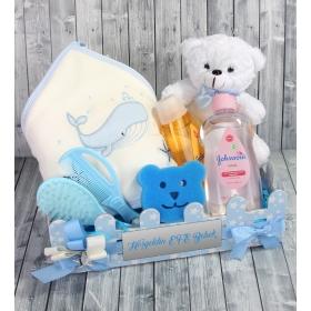 eJOYA Kişiye Özel Hoşgeldin Bebek Banyo Seti 86788