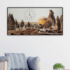 Ejoya Dekoratif Tablo Duvar Saati 86840