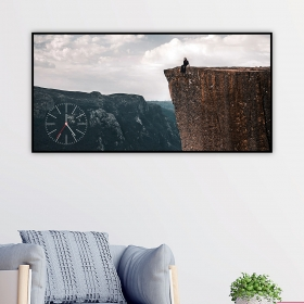 Ejoya Dekoratif Tablo Duvar Saati 86860