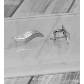 eJOYA Otantik Gümüş Küpe 86896