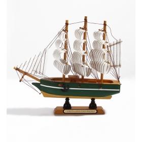 eJOYA Kişiye Özel Yelkenli Masa Üstü Biblo 86926