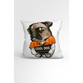 eJOYA Cool Dog Özel Tasarımlı Modern Dekoratif Yastık Kırlent Kılıfı 88045