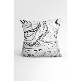 eJOYA Özel Tasarımlı Modern Dekoratif Yastık Kırlent Kılıfı 88111