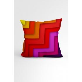 eJOYA Özel Tasarımlı Modern Dekoratif Yastık Kırlent Kılıfı 88183