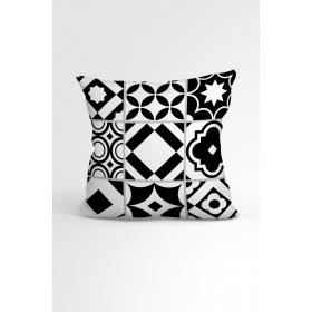eJOYA Geometrik Özel Tasarımlı Modern Dekoratif Yastık Kırlent Kılıfı 88440