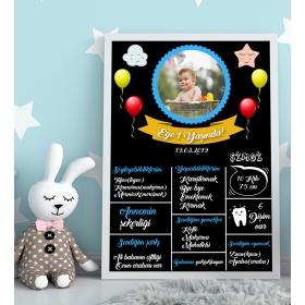 eJOYA 1 Yaş Doğum Günü Anı Panosu 88770