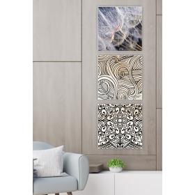 Ejoya Dekoratif Tablo Duvar Saati 89261