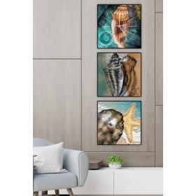 Ejoya Dekoratif Tablo Duvar Saati 89417
